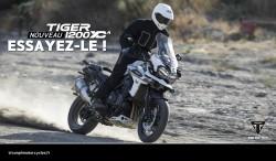 Nouveau Tiger 1200, ESSAYEZ-LE !